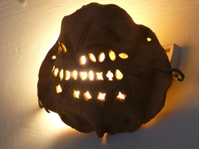 מנורה משחקי האדמה Earth Toys